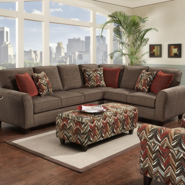 Buffington 4807 6 impulse mocha meyers furniture for Lsf home designs furniture