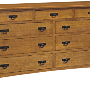 AMERICAN REVIEW DRESSER TRIPLE