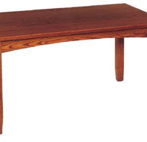 MISSION TABLE SOLID TOP