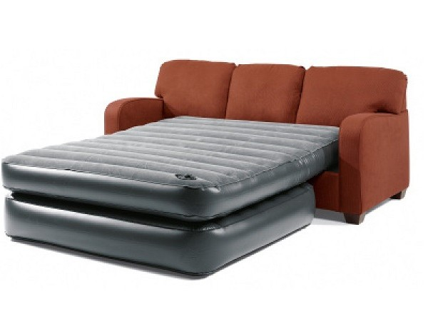 Blow up sofa bed images sofa bed cheapest images throw Camping blow up sofa