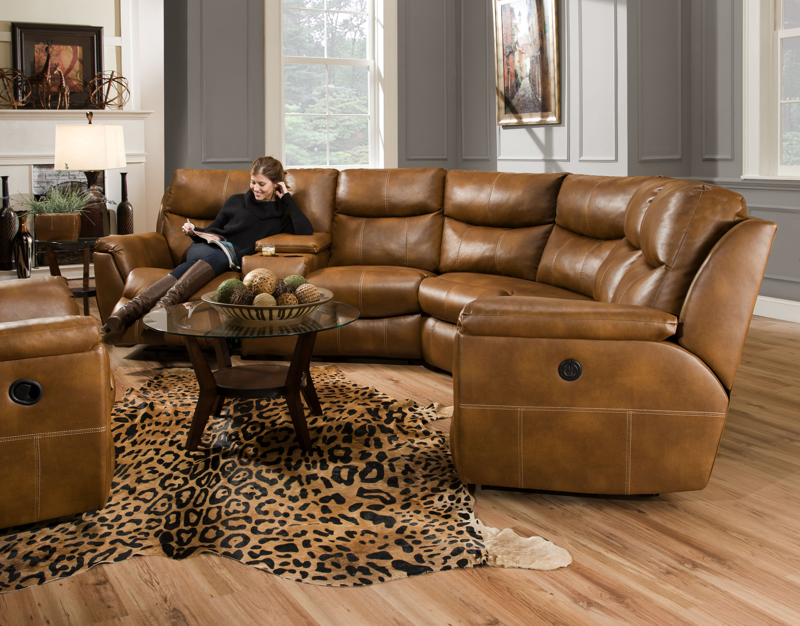 room bad furniture reclining with sectionals storag sectional s living boy leathaire lastman florence