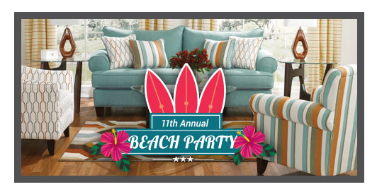 The Meyers 11th Annual Beach Party