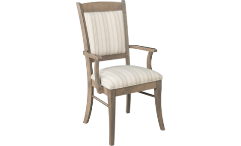 MANCHESTER CHAIR WITH ARMS